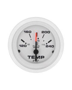 Tachometer 0-4000 RPM Diesel Alt