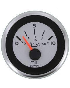 Tach/Hourmeter 0-7000 RPM Petrol/Gas