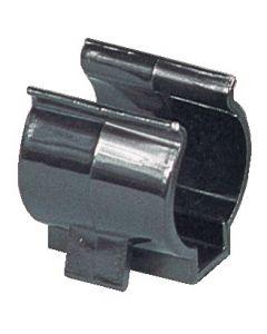 Adjustable plastic clip