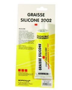 Silicon grease in tube 100 g