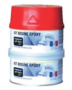 Epoxy stratification kit