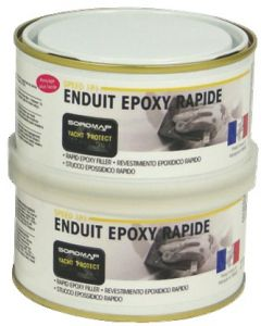 Mastic epoxy Speed 1P1 400 g