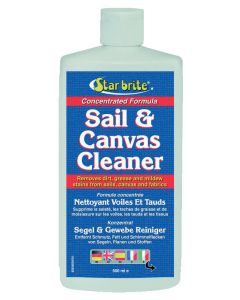 SAIL & CANVAS CLEANER cleaner for sails