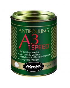 A3 T Speed 750 ml Red