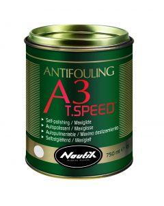 A3 T Speed 2,5 L Grey