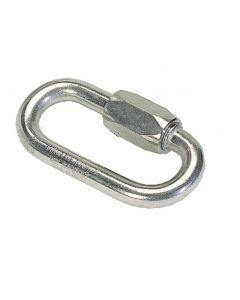 Stainless steel rapid link