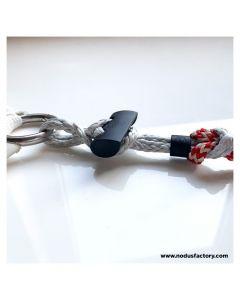T-close textile carabiner
