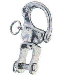 Swivel snap hook + shackle