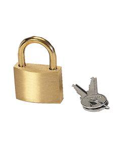 Brass padlock standard