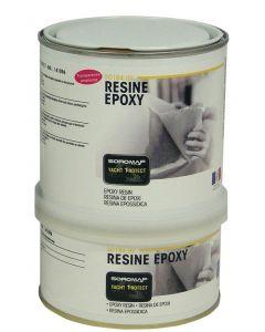 Epoxy resin anti-UV
