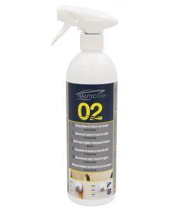 Hull anti-yellowing - 02 NAUTIC CLEAN