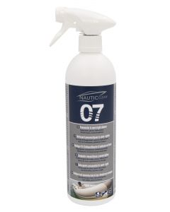 Pneumatic and semi-rigid cleaner cleaner - 07 NAUTIC CLEAN