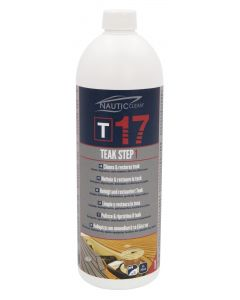 Teak cleaner - 17 NAUTIC CLEAN
