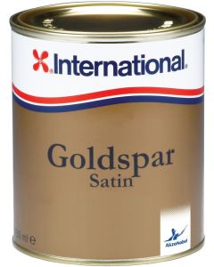 """Goldspar satin"" varnish"