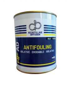 Antifouling semi-erodible marine blue 750 ml