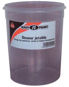Disposable dispenser