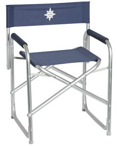 Folding chair with foam armrests