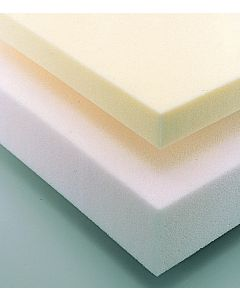 Foam for bunks and benches in polyester 10 cm - 24 kg/m3