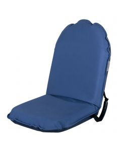 Sièges Modèle Compact Basic Bleu, 92 x 42 x 8 cm