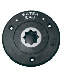 Fibreglass plug for water Ø 38 mm