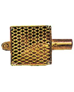 Strainer Horizontal brass