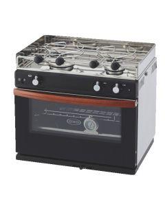 """""""Gascogne"""" stove oven"""