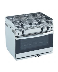 """""""Grand Large"""" stove oven"""