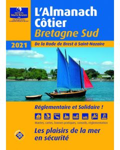Marin Breton Almanac Coastal edition South Brittany