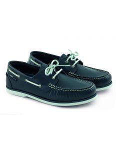 Leather Crew shoes Marine Male