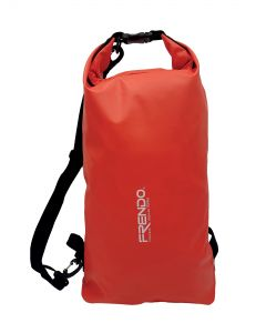 Waterproof bags.