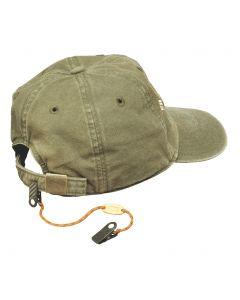 Hat attachment cord