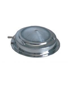 Inox ceiling light