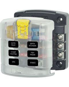 Plug-in fuse blocks