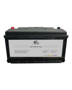 Batteries AGM EZA