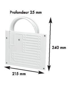 Evaporator for BD35F DOMETIC