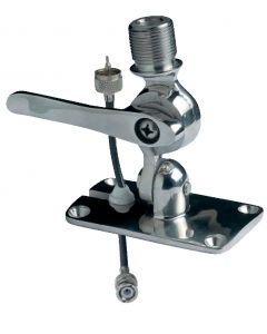 Inox 4 direction swivel