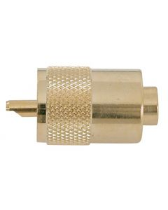 PL 259 Socket For cable 6 mm