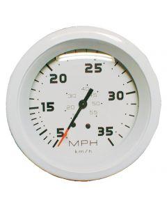 Pitot tube speedometer