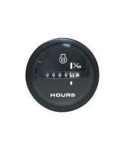 Hourmeter 12/24 V