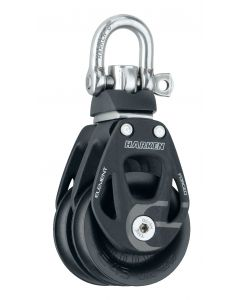 """Element"" pulleys Double swivel"