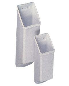 Angular PVC crank cases
