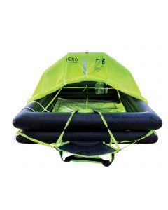 High sea raft ISO 9650-I Bag