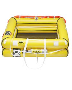 Coastal raft Iso 9650 type II Container