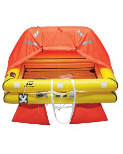 Iso 9650 type I (- de 24h)offshore liferafts Container