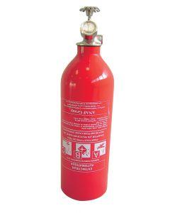 Automatic ABC extinguisher