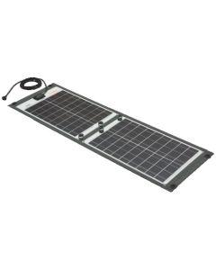 Torqeedo solar charger.