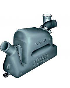 """""""Waterlock""""exhaust input orientable"""