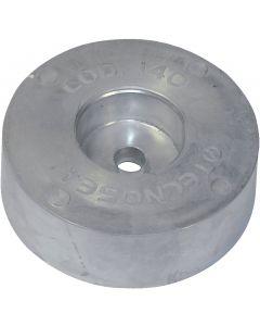Anode ring ø125 mm, 2.7 kg
