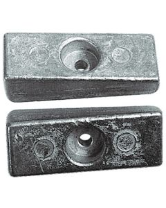 Anodes compatible with MERCURY, MERCRUISER, MARINER