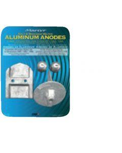 Anodes aluminium